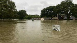 A Street Flooded After A Hurricane - Flood Damage Repair - SERVPRO Of West Pensacola - 3345 Addison Dr, Pensacola, FL 32504 - 850 469 1160 -servprowestpensacolafl.com